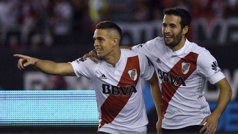 Camilo Mayada felicita a Santos Borré