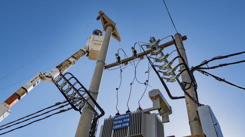 CALF anunció cortes de luz de emergencia en el centro