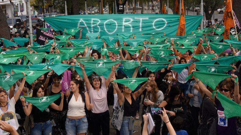 Marcharán por la aprobación del aborto legal sin modificaciones