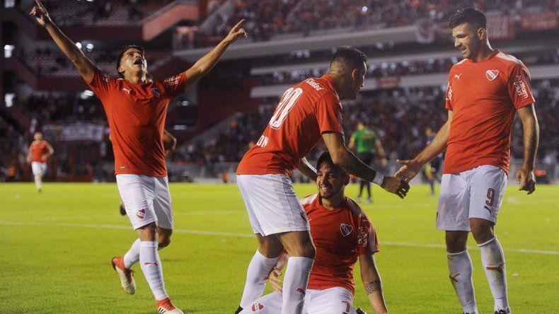 Independiente se hizo fuerte en su casa y