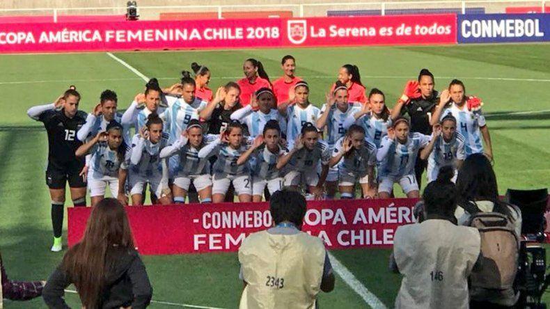 Las futbolistas de la Selección Argentina piden a la AFA ser escuchadas