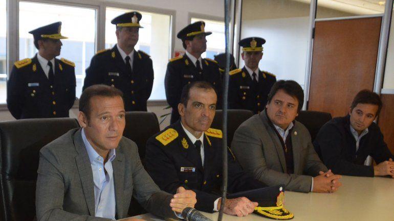 Suman tecnología para la prevención del delito en Neuquén