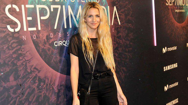 La actriz estaría muy cerca de Nicolás Furtado.