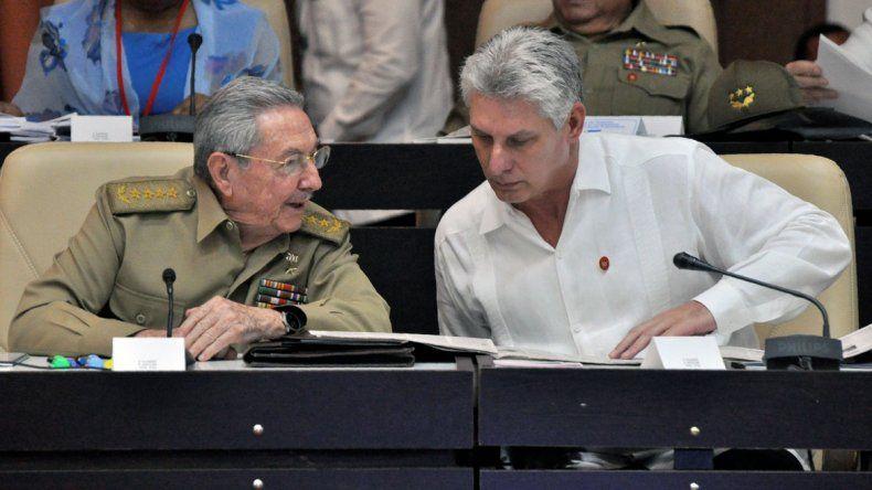 Hoy elegirán como jefe de Estado a Miguel Díaz Canel.