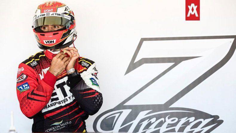 Manu fue 3° en el TN y este fin de semana quiere ser competitivo en el TC.