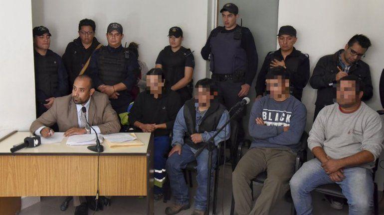 El juez dictó la prisión preventiva por cuatro meses para los hermanos Ibañez.