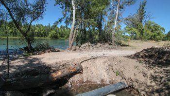 Limay: llevará 5 años frenar la contaminación del río