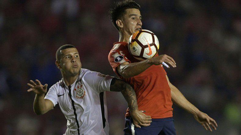 Independiente perdió en casa. Está obligado a ganar en Colombia o en Brasil para tener chances de pasar.