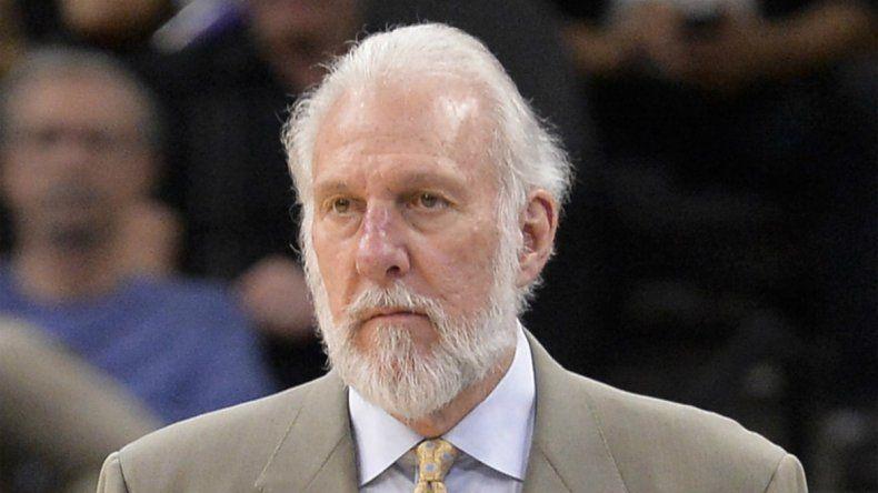 Dolor en los Spurs: murió la esposa de Gregg Popovich