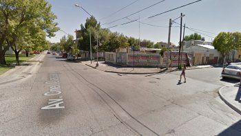 Mujeres resultaron heridas en un choque entre autos en el Bajo