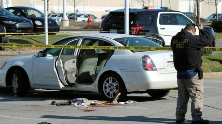 Una nena de tres años le disparó a su madre embarazada por accidente