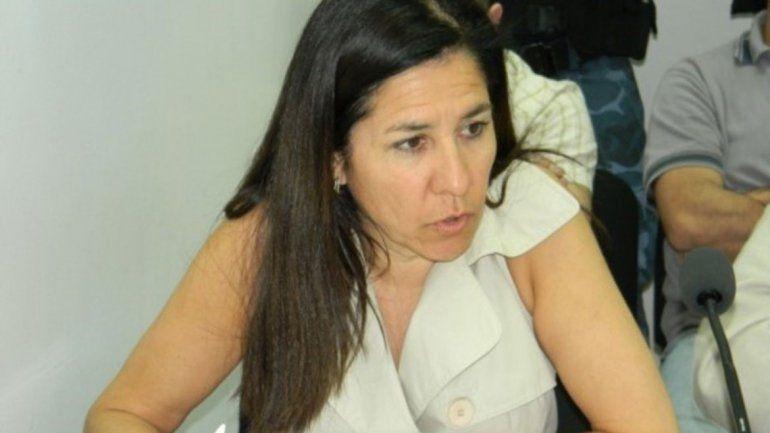 La defensora pública María Angélica Leyba y su polémica mirada.