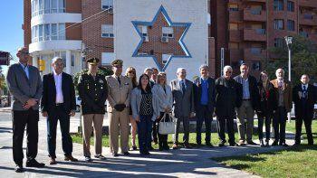 Celebraron el día de la fundación del Estado  de Israel