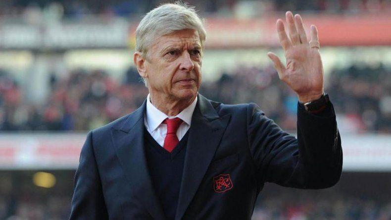 Arsène Wenger se va del Arsenal tras 22 años