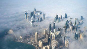 mas del 95% de la poblacion respira aire contaminado