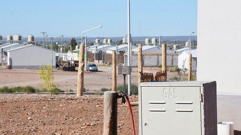 En Cuenca XVI están chochos con la llegada de la red de gas