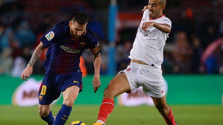 El Barcelona y el Sevilla, por un lugar en el trono