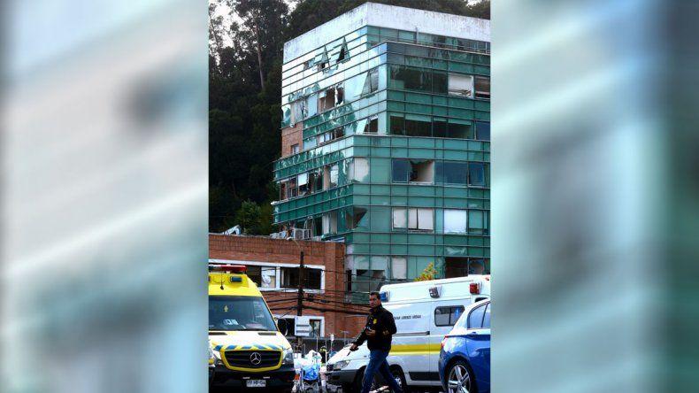Explosión por escape de gas: al menos tres muertos