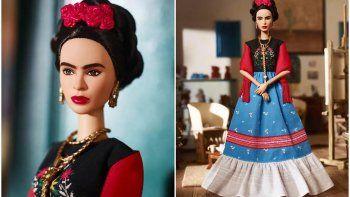 mexico: un juez suspende la venta de la barbie frida kahlo