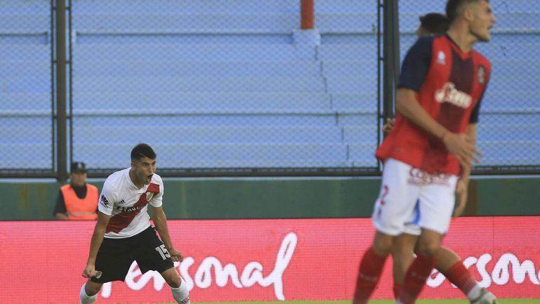 River con racha positiva: goleó al descendido Arsenal por 3 a 0