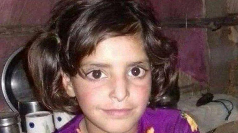 <p>La pequeña Asifa Bano, cuyo abuso y asesinato provocó una ola de indignación en la India.</p>