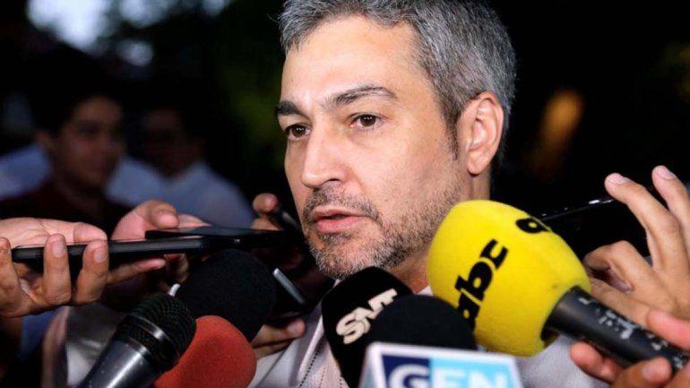 El oficialista Abdo Benítez se perfilaba como el nuevo presidente paraguayo