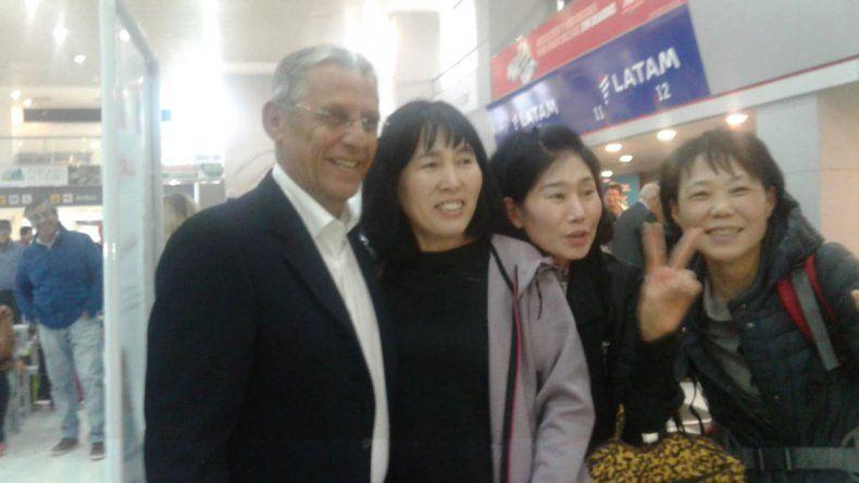 Turistas se sacaron una foto con Pechi pensando que era Macri