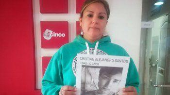 Buscan a un joven neuquino que desapareció en San Juan
