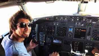 El piloto y el copiloto están internados en el hospital Andrés Isola.