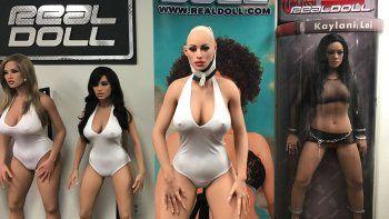 Las muñecas Real Doll tradicionales se venden a partir de los 5500 dólares pero si a esto se le suma el valor de la inteligencia artificial, un modelo puede llegar a costar 14.000 dólares.