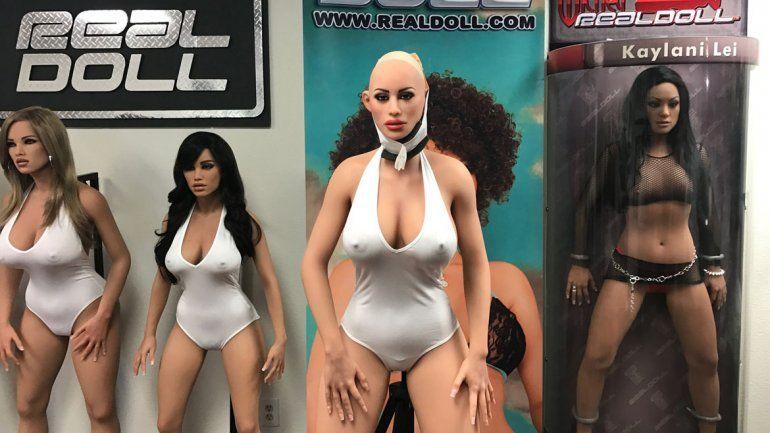Las muñecas Real Doll tradicionales se venden a partir de los 5500 dólares pero si a esto se le suma el valor de la inteligencia artificial