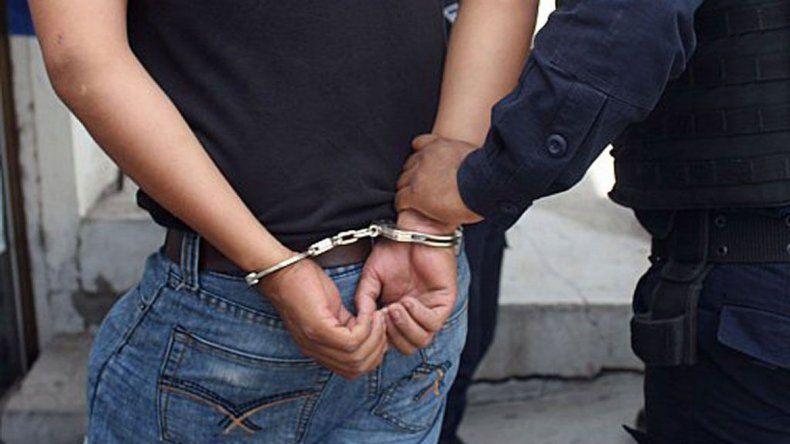 Atraparon a un prófugo condenado a ocho años por un violento robo