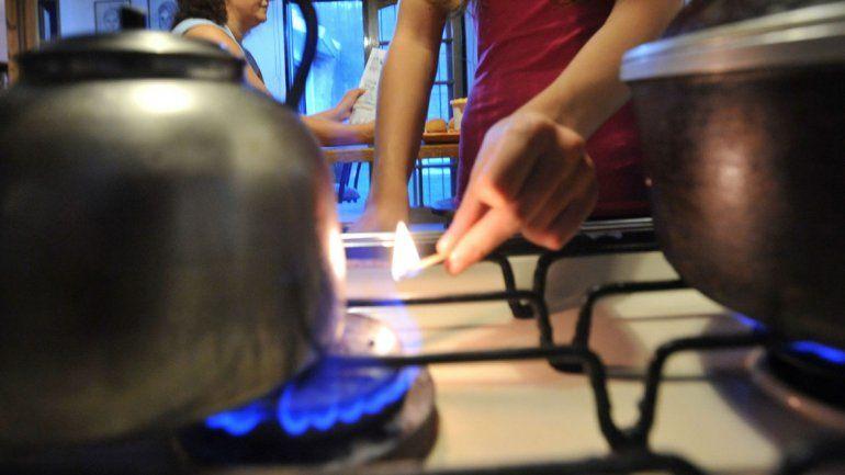 Gas caliente: la boleta subió 1000% en dos años