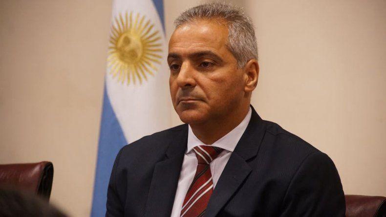 Roberto Germán Busamia ya es vocal del TSJ