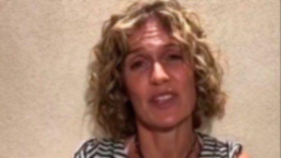 Maru Botana encabezó un video contra la despenalización del aborto
