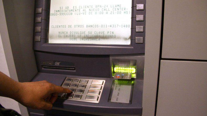 Se cobrará por el  banco el 100% de los planes sociales