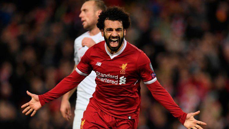 El mundo del fútbol no para de elogiar a Mohamed Salah.