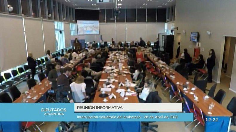 Dos funcionarios de Neuquén expusieron contra el aborto