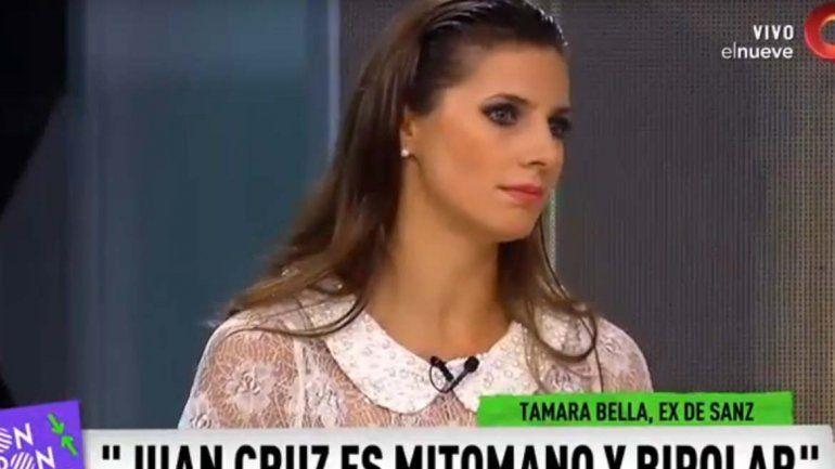 La ex de Juan Cruz Sanz lo liquidó: Es mitómano y bipolar