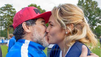 Más allá de la crisis, Diego y Rocío están juntos hace cinco años.