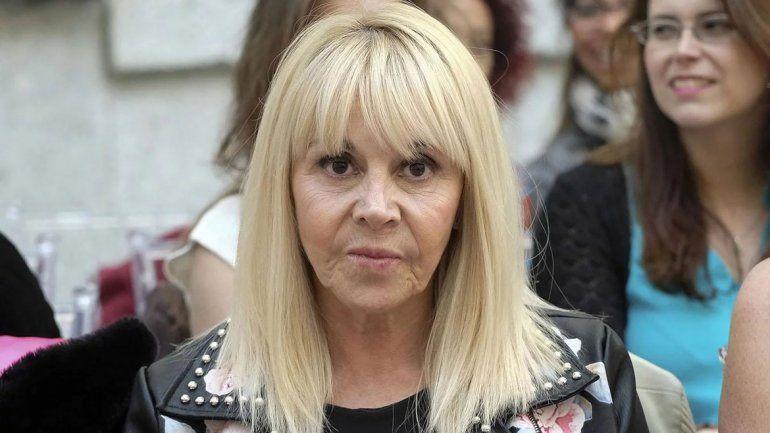 Claudia dijo que iniciará acciones legales contra sus ex cuñadas.