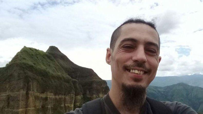 Roberto Alejandro Domínguez hacía cuatro años que estaba en Ecuador.