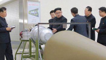 Allí, el 3 de septiembre, se produjo la prueba nuclear más potente.