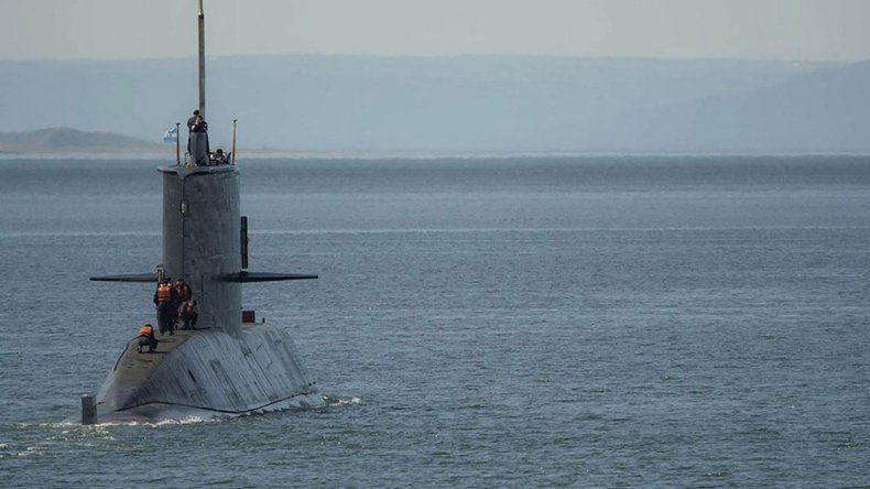 La Armada confirmó el hallazgo del ARA San Juan