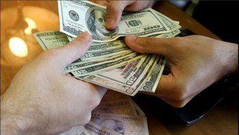 Pese a la intervención del BCRA, la divisa volvió a cerrar en alza.