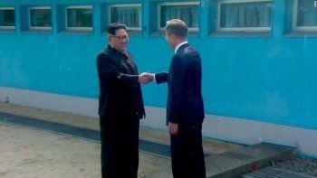 Seguí en vivo: Histórico encuentro de los líderes de las dos Corea