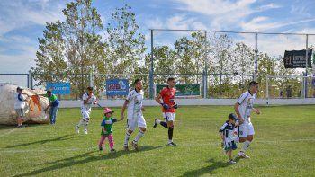 Maronese busca revancha en la Copa para llegar al Federal del 2019.