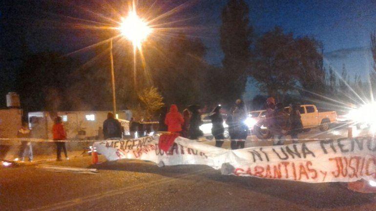 Por conflicto docente, ATEN de Añelo y El Chañar cortan las rutas 7 y 8