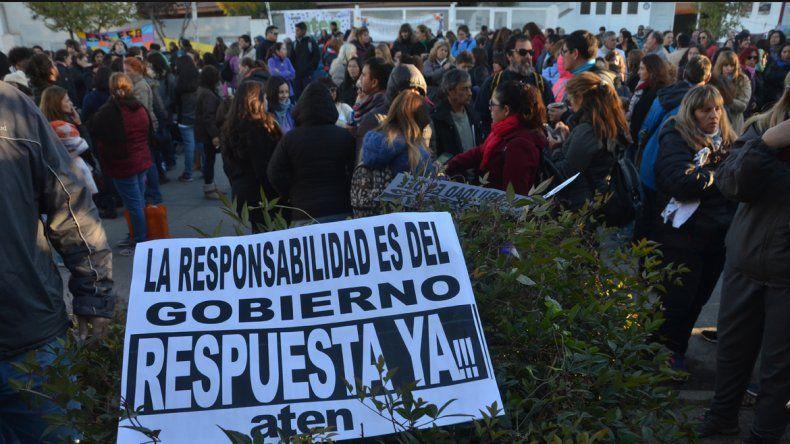 ATEN y Gobierno: pasó para el martes el cuarto intermedio