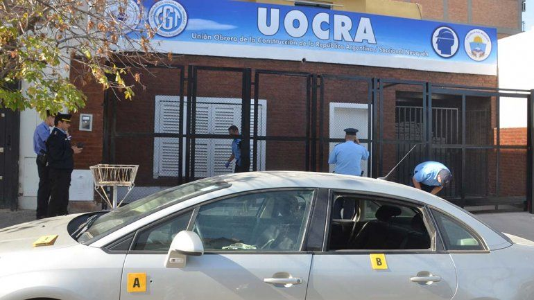 A los tiros: la Policía investiga un nuevo enfrentamiento entre facciones de la Uocra